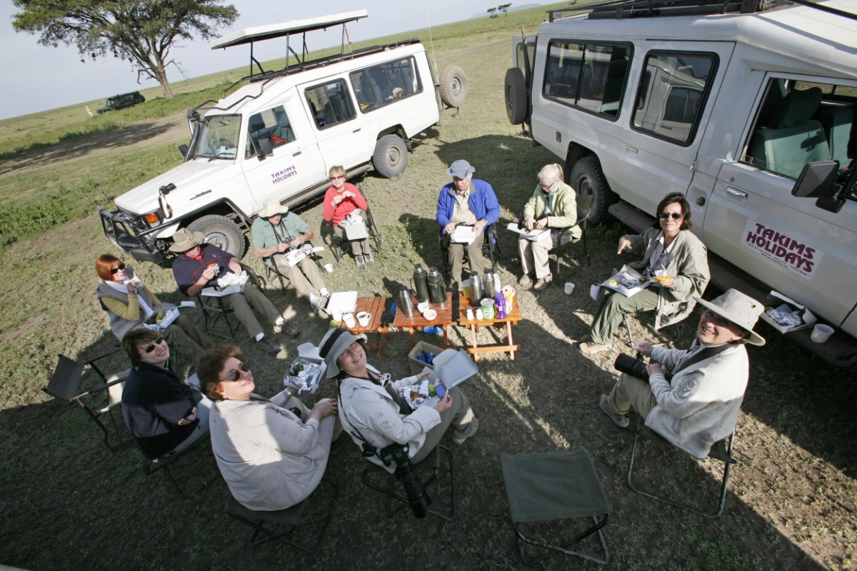 2005: Developing innovations in the picnic lunch experience