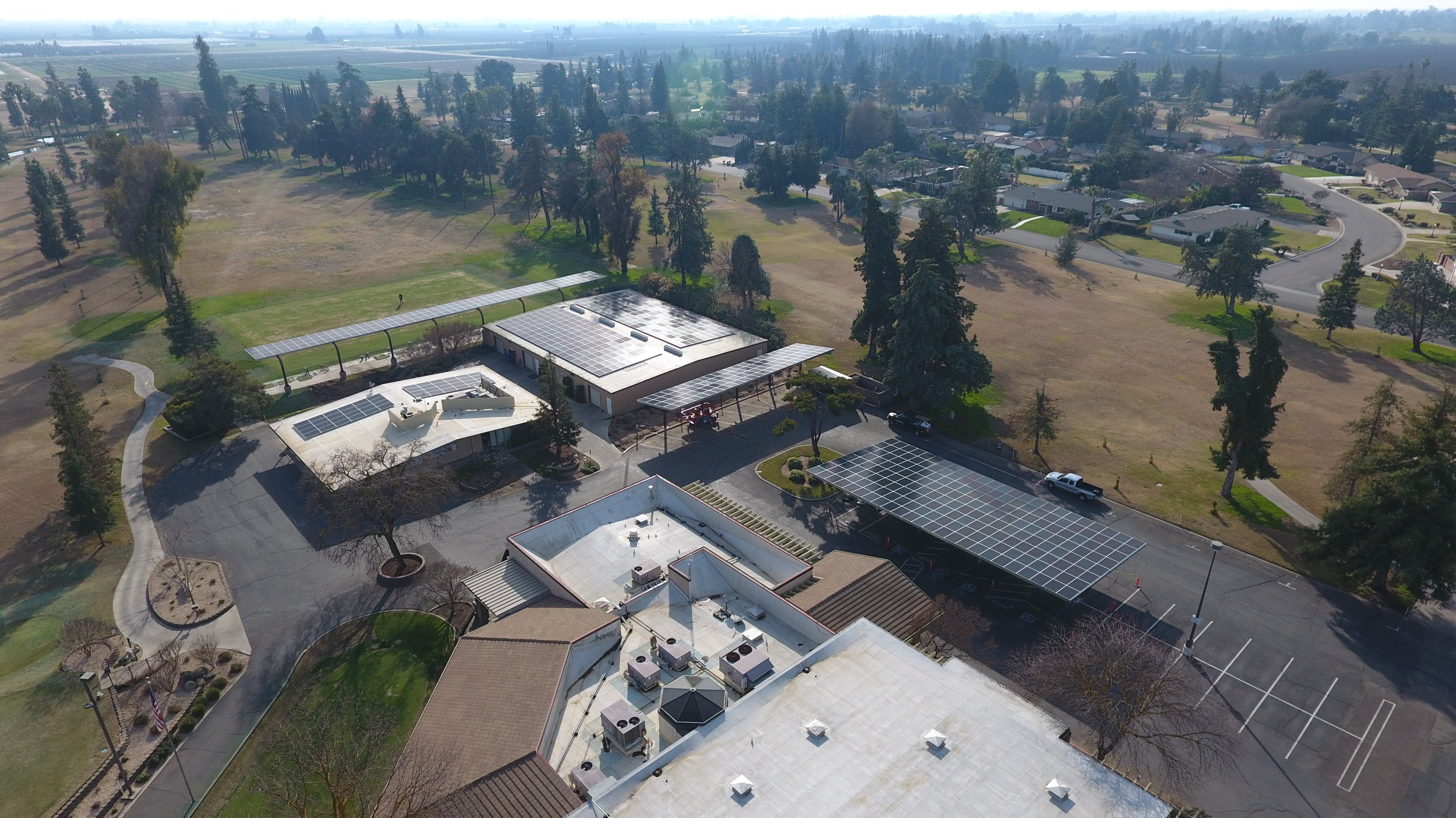 Belmont Country Club Solar