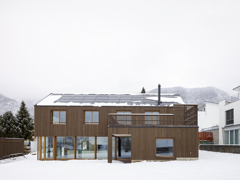 Fertigstellung Familienhaus in Oberdorf - Der Neubau des Familienhauses in Oberdorf SO wurde Anfang 2018 fertiggestellt.Weitere Informationen finden Sie hier.