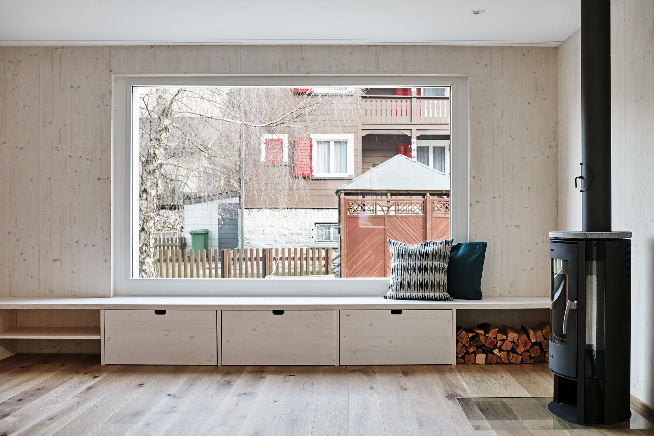 Einfamilienhaus in Näfels im MagazinRaum und Wohnen 10/18 - Hier finden Sie den Artikel als PDF.