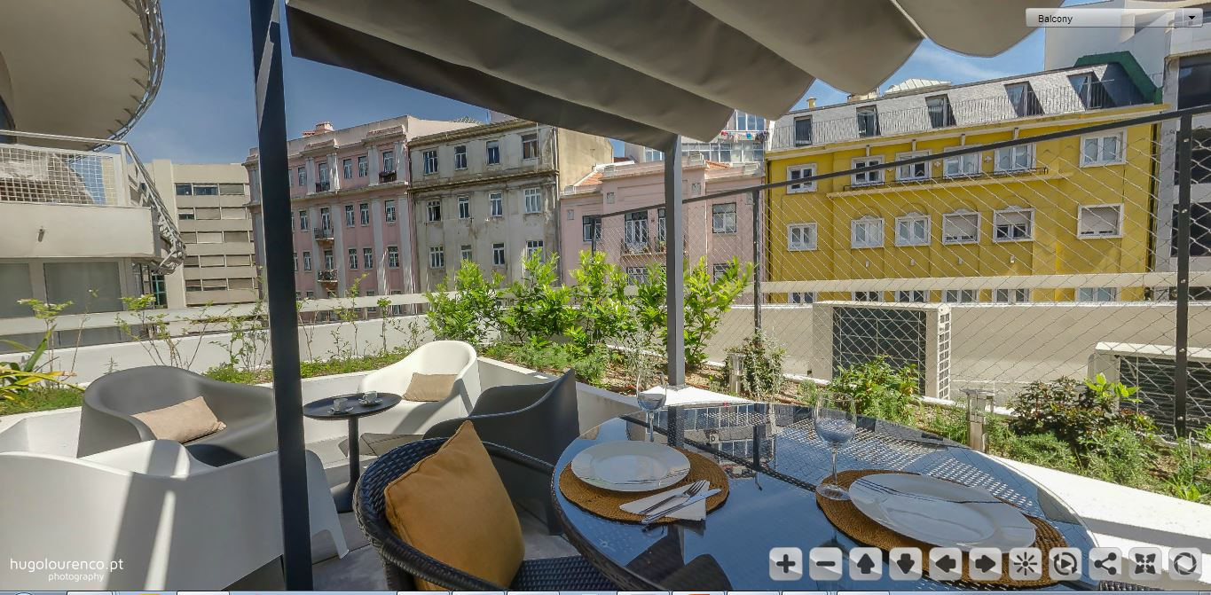 lisbon avenue apartments - lisbon (short stay apartment virtual tour)