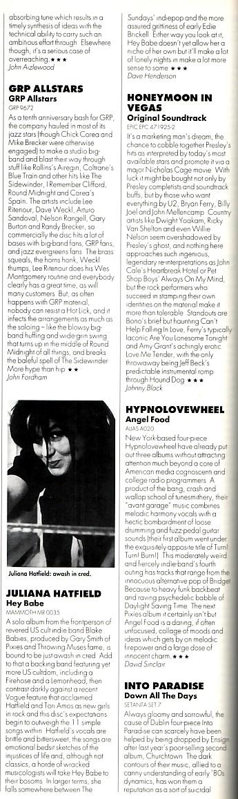 Q review - October 1992