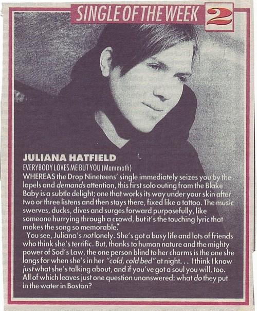 Melody Maker - July 1992