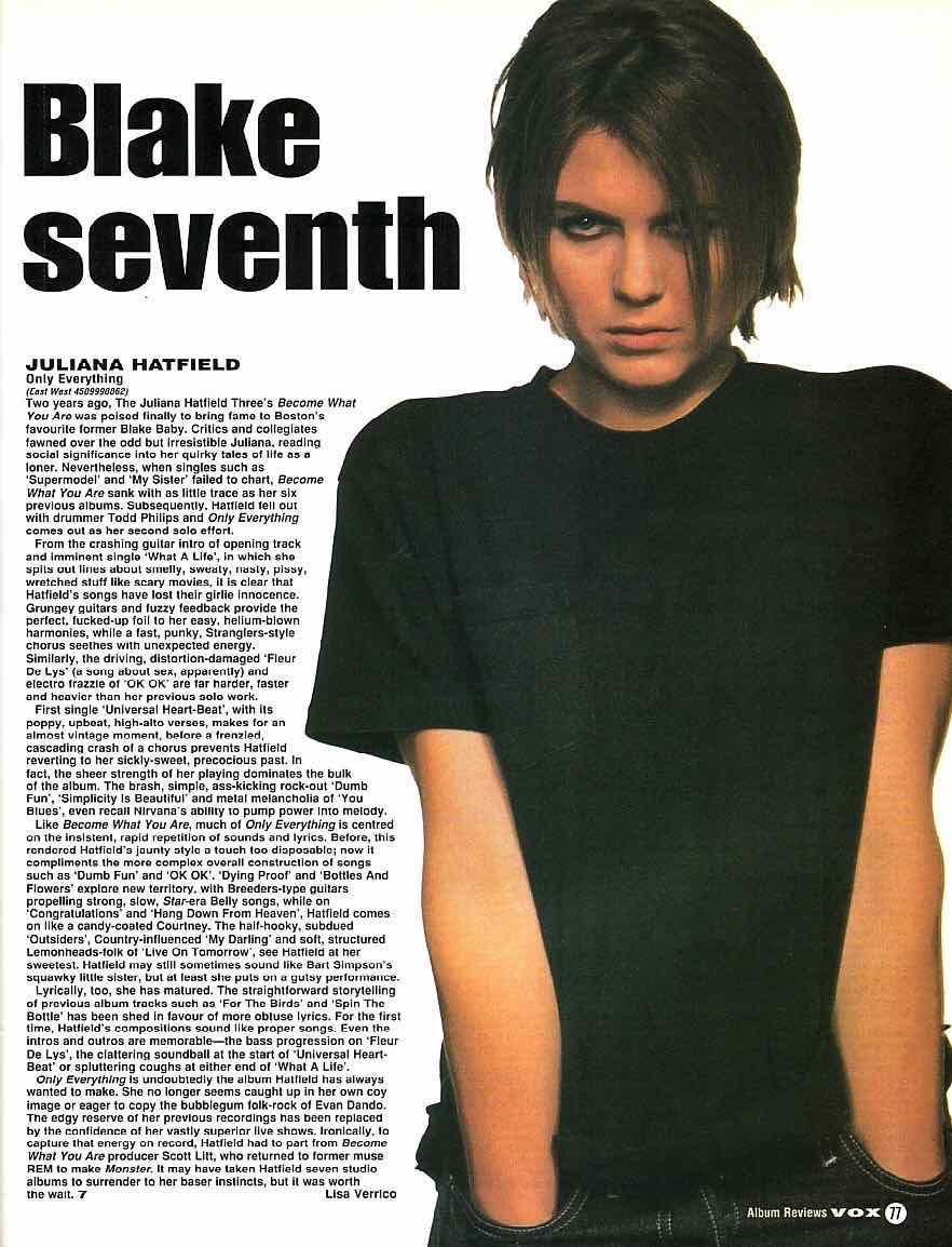 Vox Magazine - May 1995
