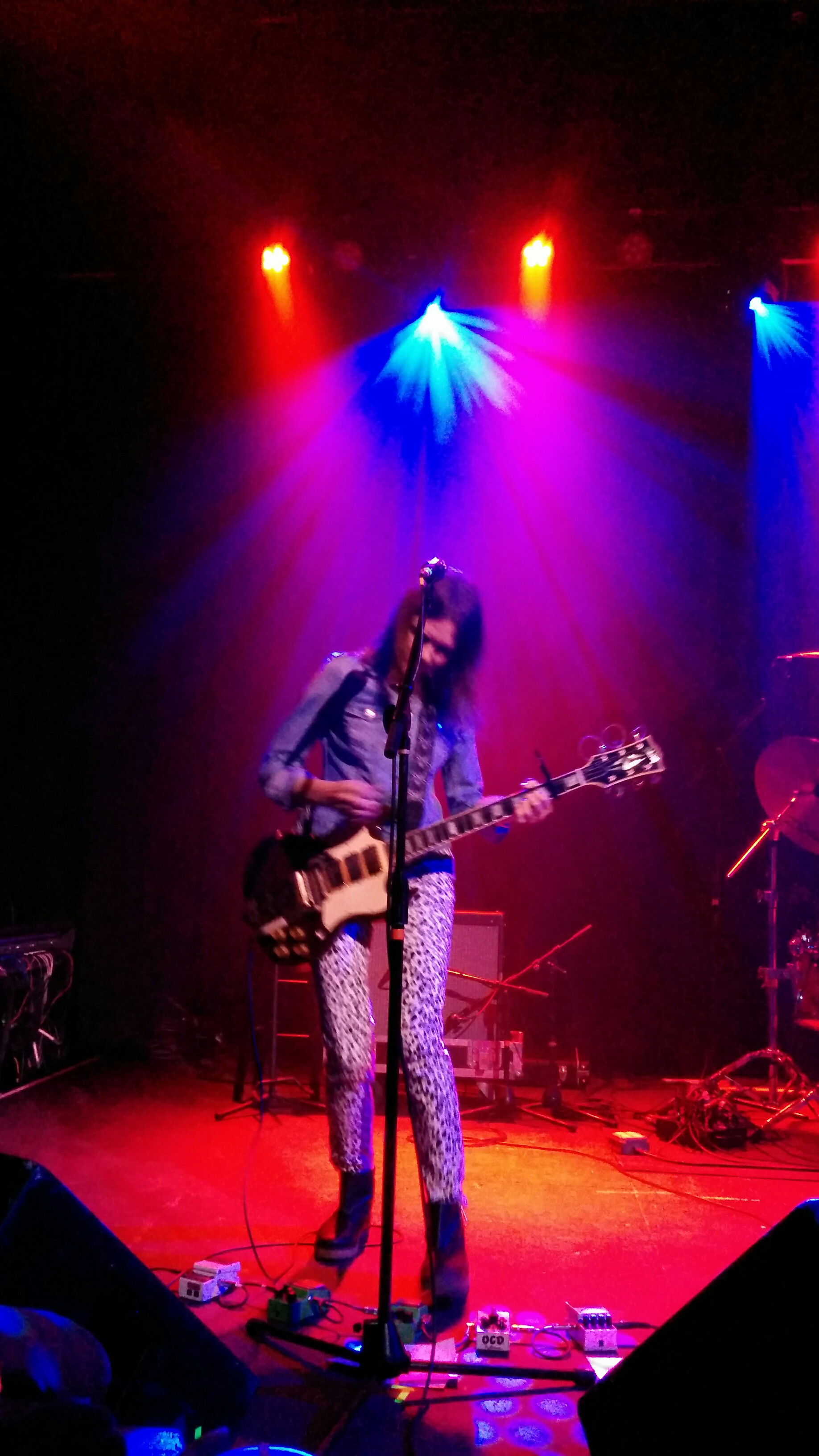 Juliana Hatfield Three Portland ME, 2015 3