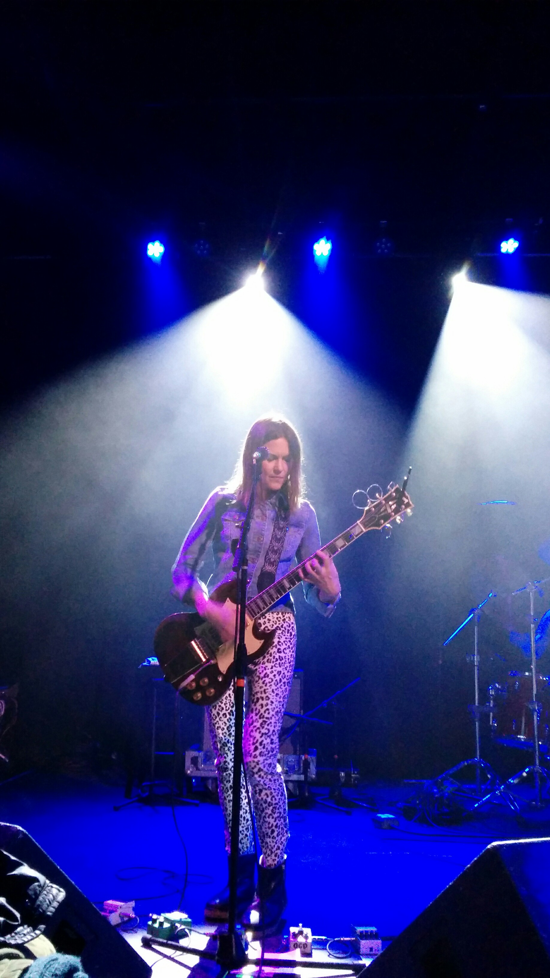Juliana Hatfield Three Portland ME, 2015 4