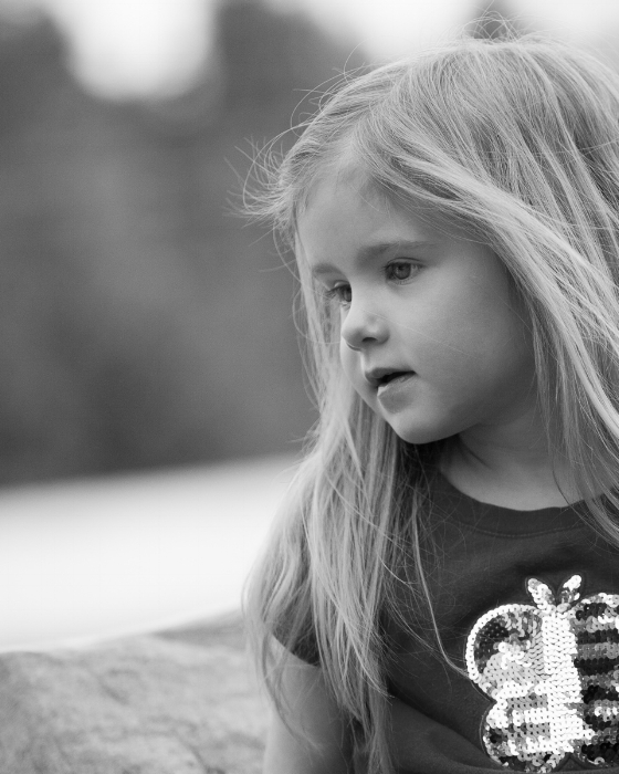 This perfectly healthy, wonderful little girl is the youngest of four children. She has two older brothers who are living. Mom lost her third pregnancy unexpectedly and this young lady is her rainbow.