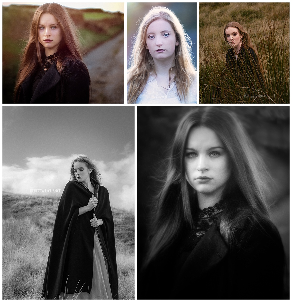 Portraits of teen girls (c) Rebecca LaChance, 2016. Haworth, England. Examples of teen portraits that can be seen on this website, on Facebook.com/RebeccaLaChanceArt,   on Instagram @rebeccalachancephotography. I don't offer Senior photos but I do portraits of teens