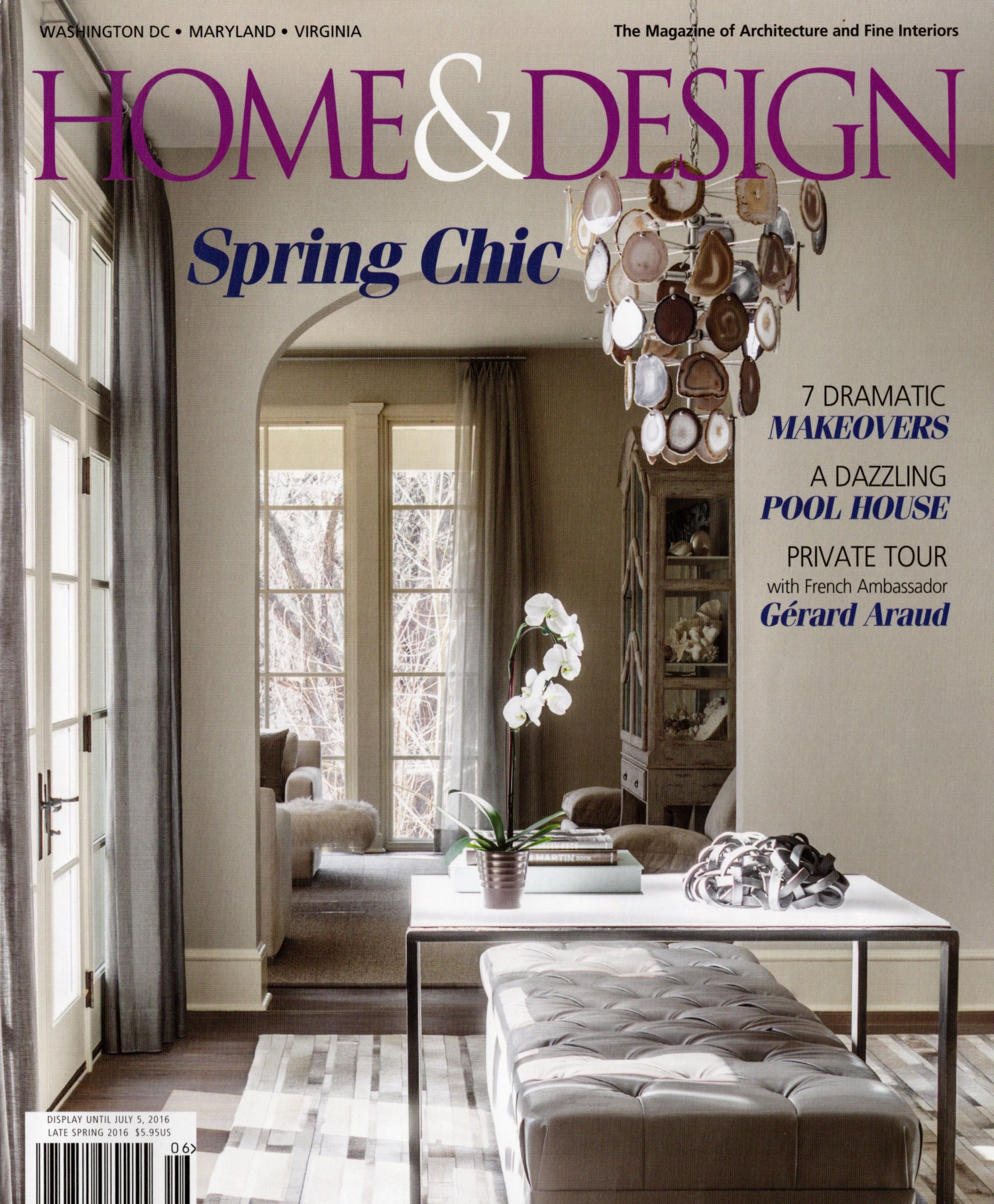 Home and Design Spring 2016