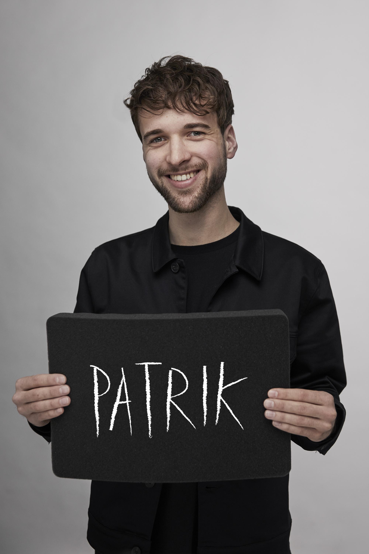 Patrik- spoluzakladatel, video, komunikace