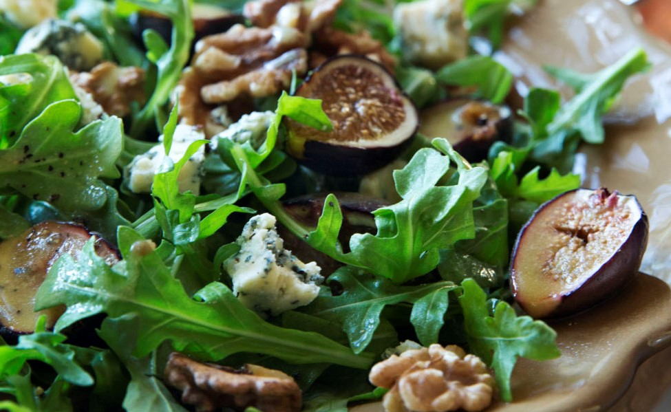 Warm Fig and Arugula Salad, Barefoot Contessa.jpg