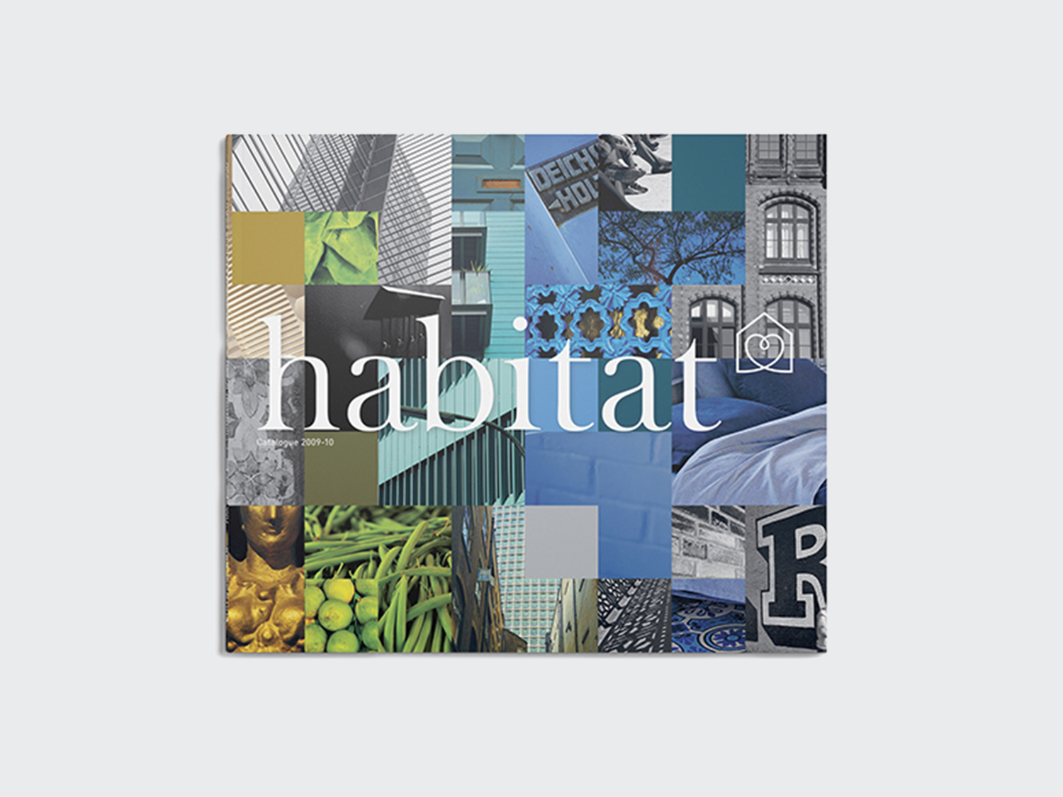 Habitat Catalogue 2009/10. 5 Years as Creative Director for Brand and Product.