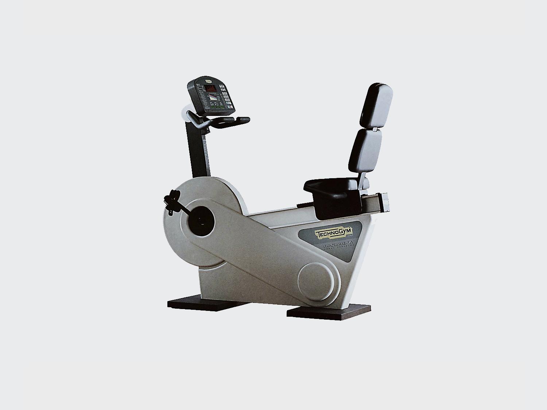 XT Line. Exercise Bike. Designed for Technogym in 1996