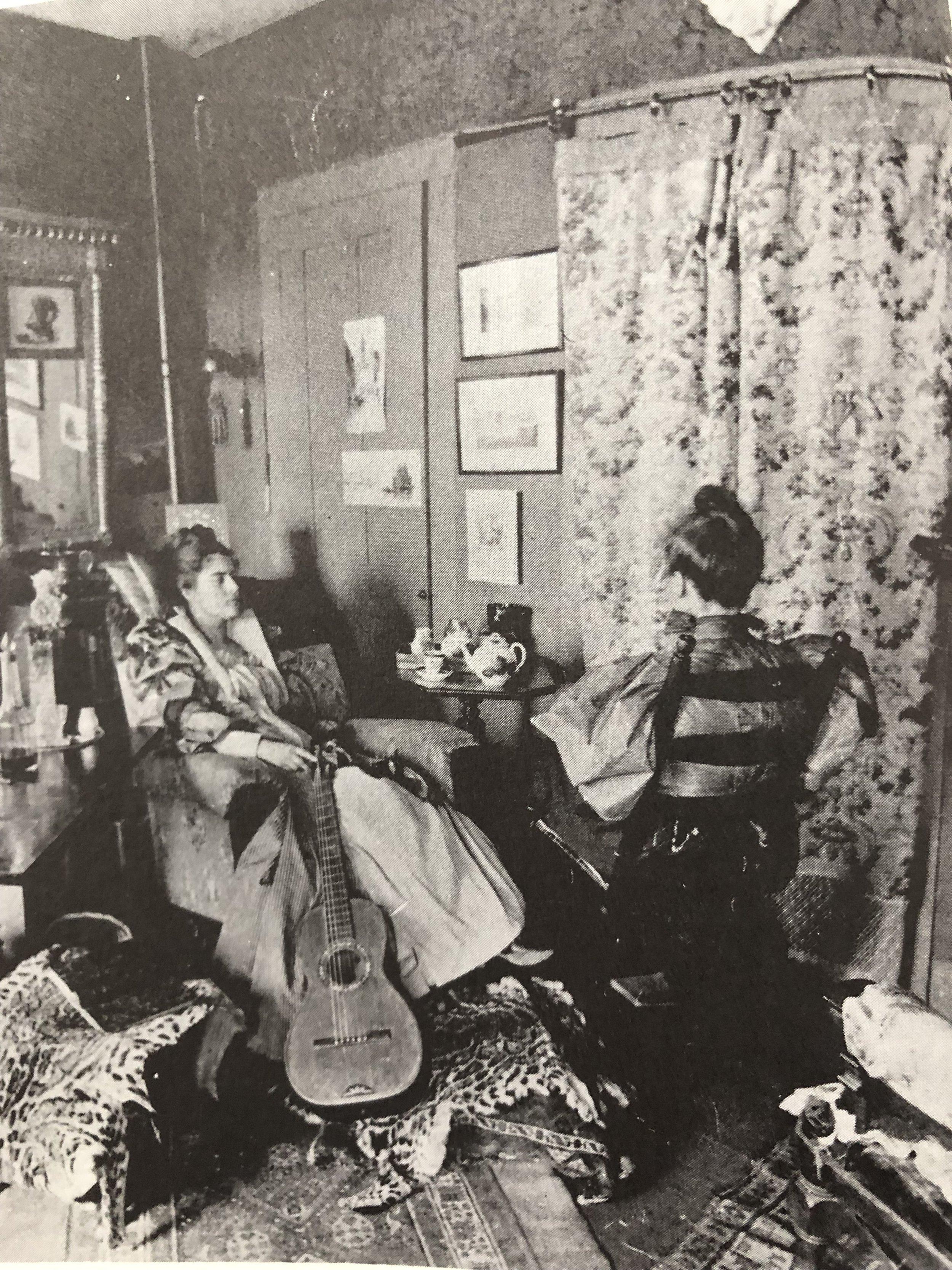 Marie Jenney Howe (1870-1934)