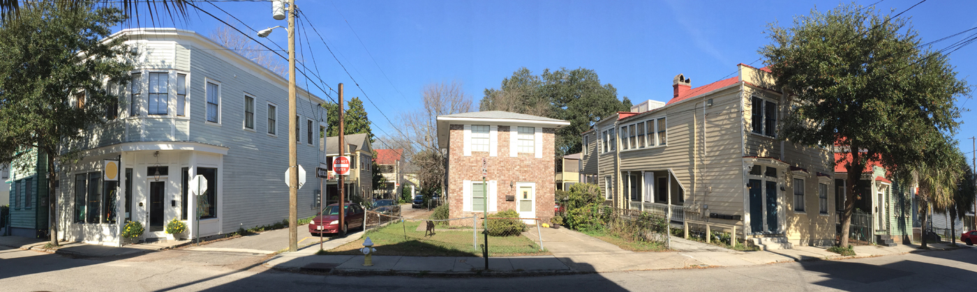 Existing House_Streetscape