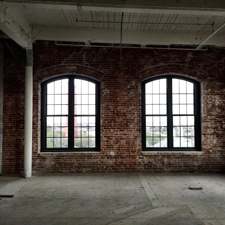 The windows were amazing.