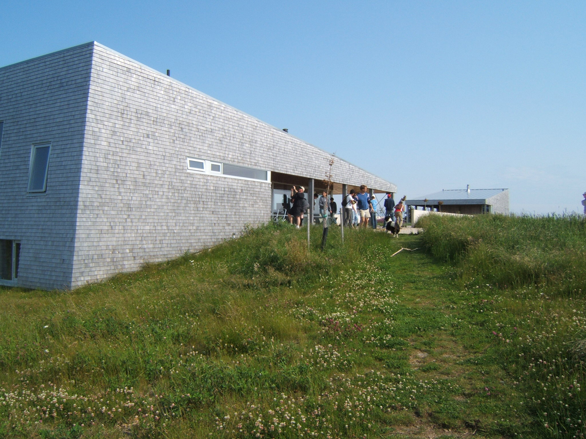 The Hill House, Nova Scotia.  2005 Record Houses Award (Architectural Record)