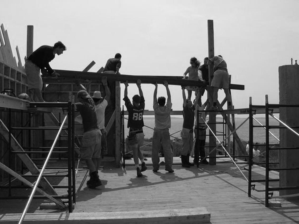 Teamwork 3. Photograph courtesy of Kasey Josephs.