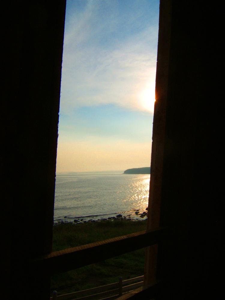 Framed view 1.