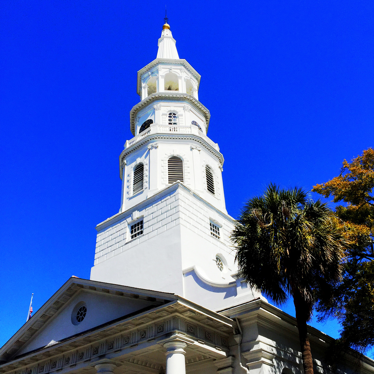 St. Michael's Episcopal Church. 71 Broad Street.