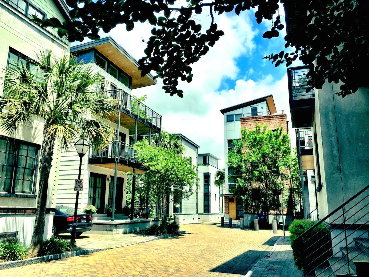 Midtown of Charleston. Architects: Neil Stevenson Architects