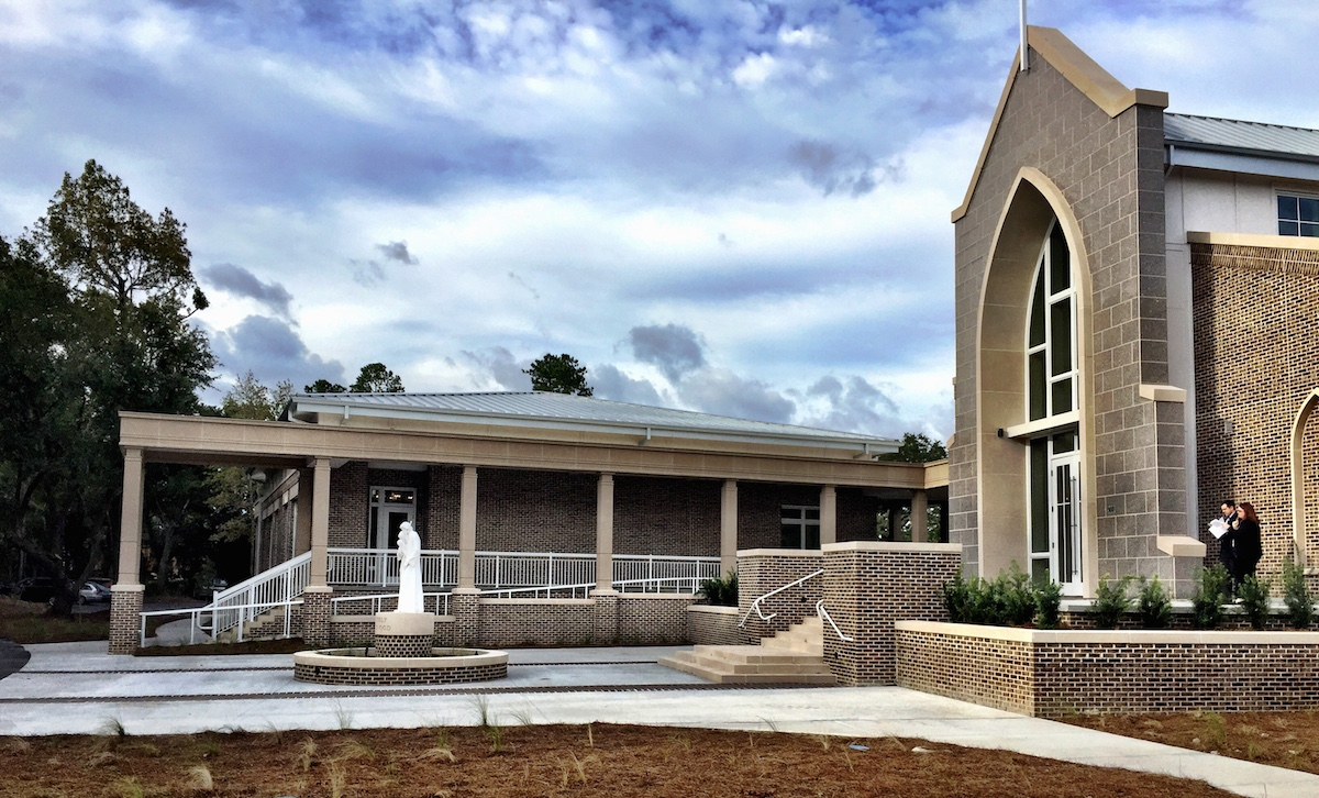 Diocese of Charleston Pastoral Center: Assembly Building