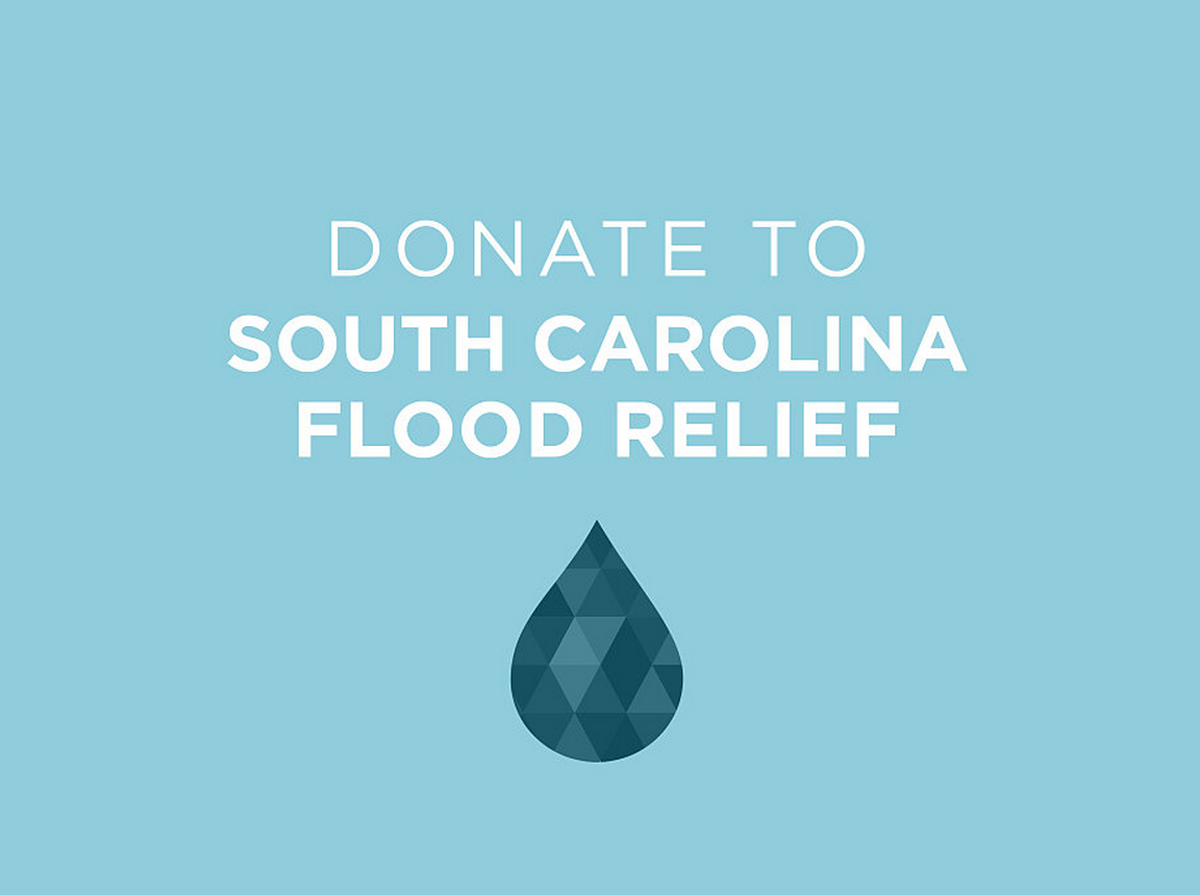 Donate to South Carolina Flood Relief