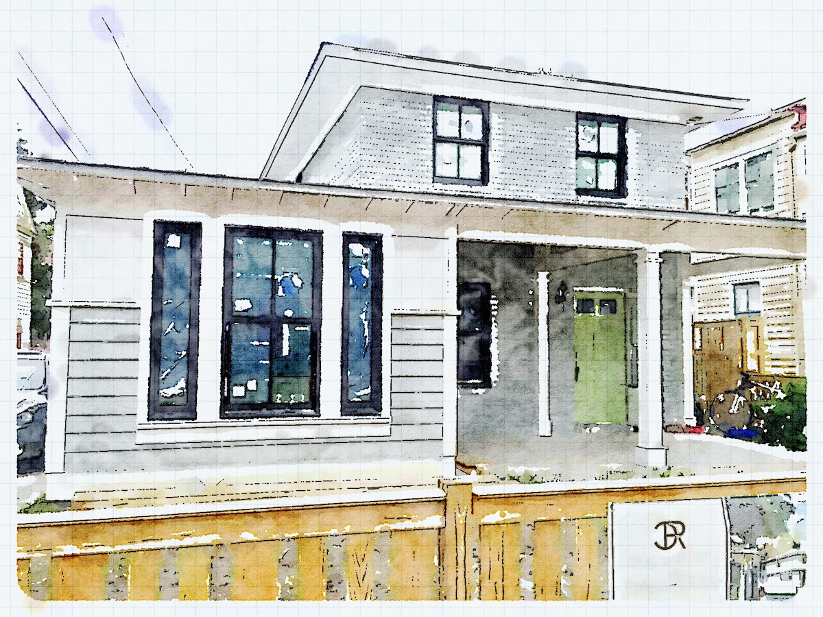 Created this image from a photo using the Waterlogue app.
