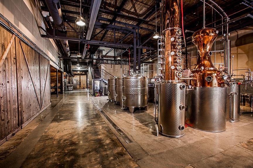 Charleston Distilling Company. Photo Credit:   Benton/Henry Photography http://www.bentonhenry.com/