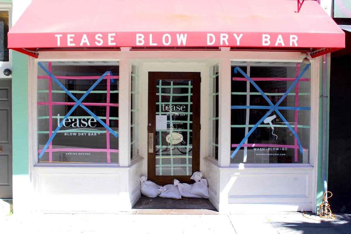 Tease Blow Dry Bar