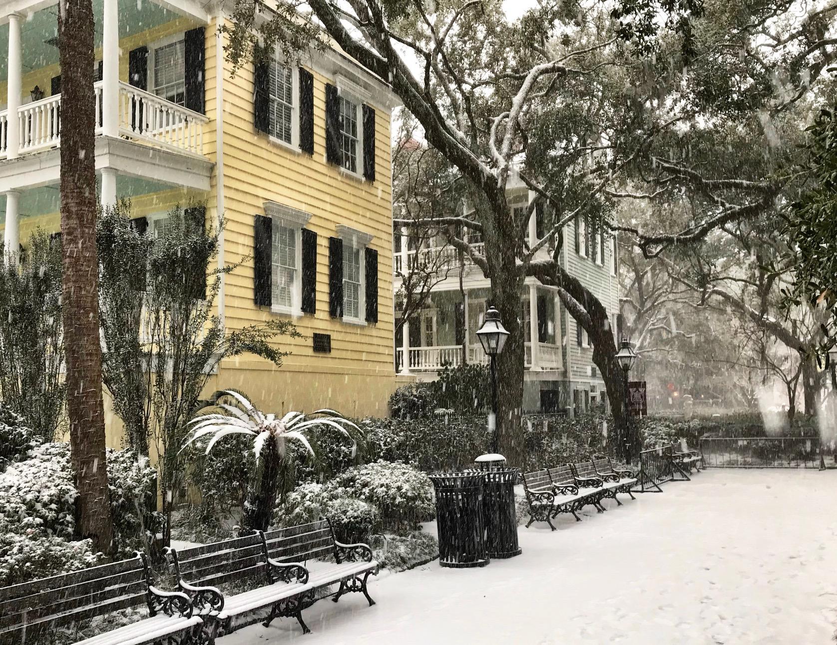 College of Charleston  by Steve Ramos