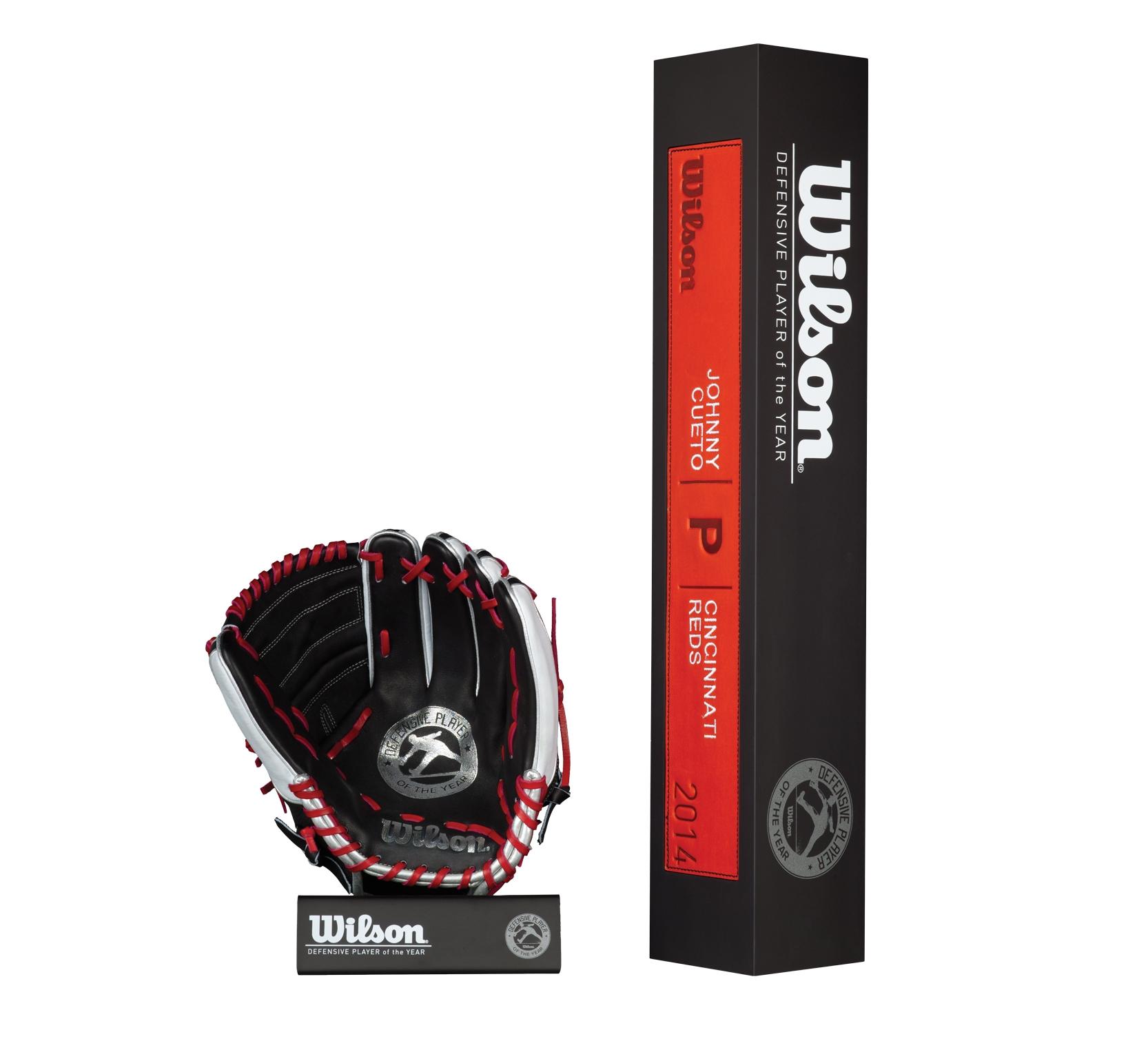 wilson major league baseball awards