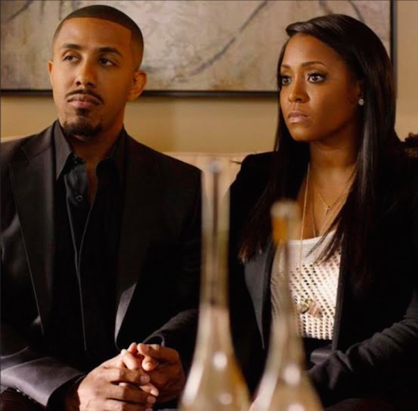 Marques Houston, Keshia Knight-Pulliam