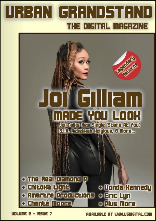 U.G. Digital Mag: Joi Gilliam
