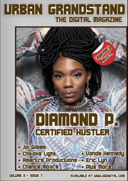 U.G. Digital Mag: Diamond P.