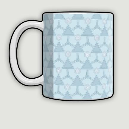 Coffee Mugs: 11oz | 15oz –Travel Mug: 15oz