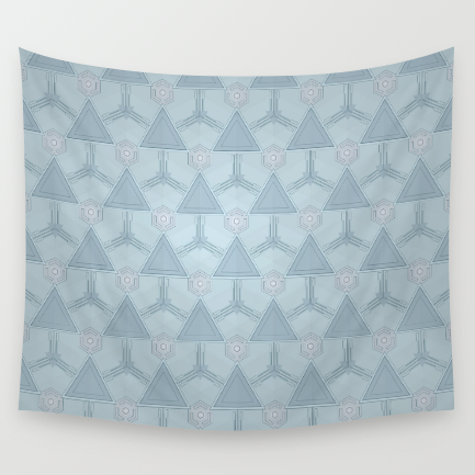 Tapestries: 51×60″, 68×80″, 88×104″