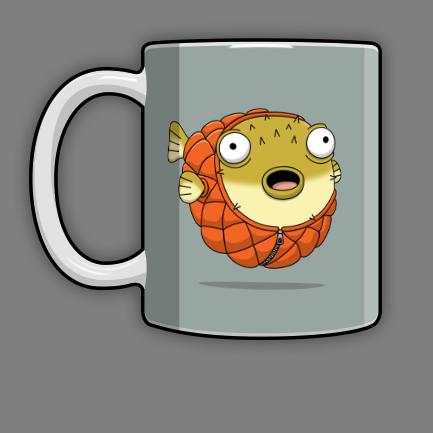 Coffee Mugs: 11oz   15oz –Travel Mug: 15oz