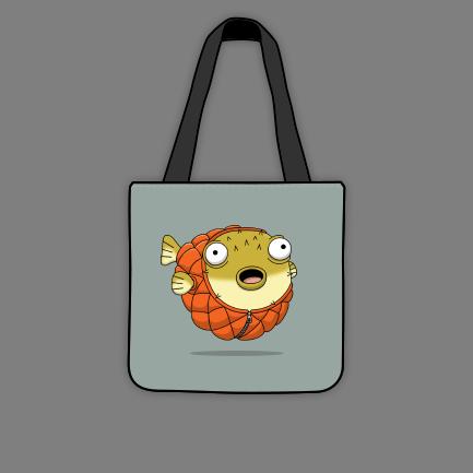 Tote Bags: 13″   16″   18″