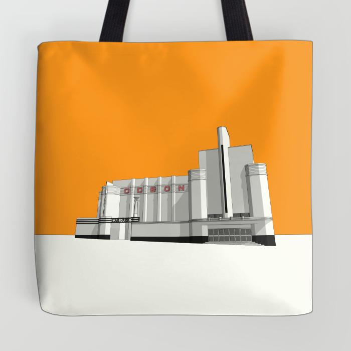 Tote Bags:13″, 16″, 18″