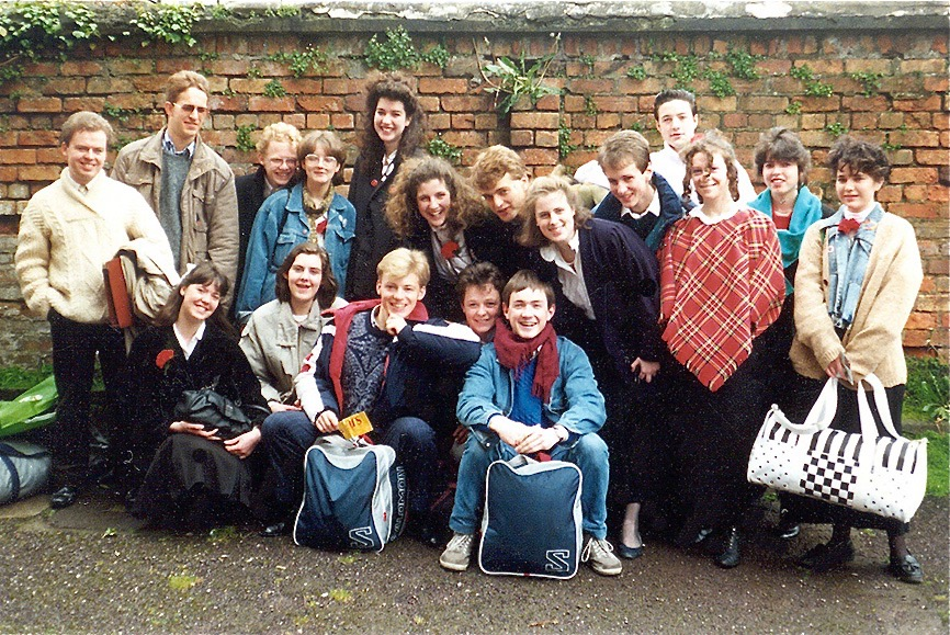Trinity College Singers 1988