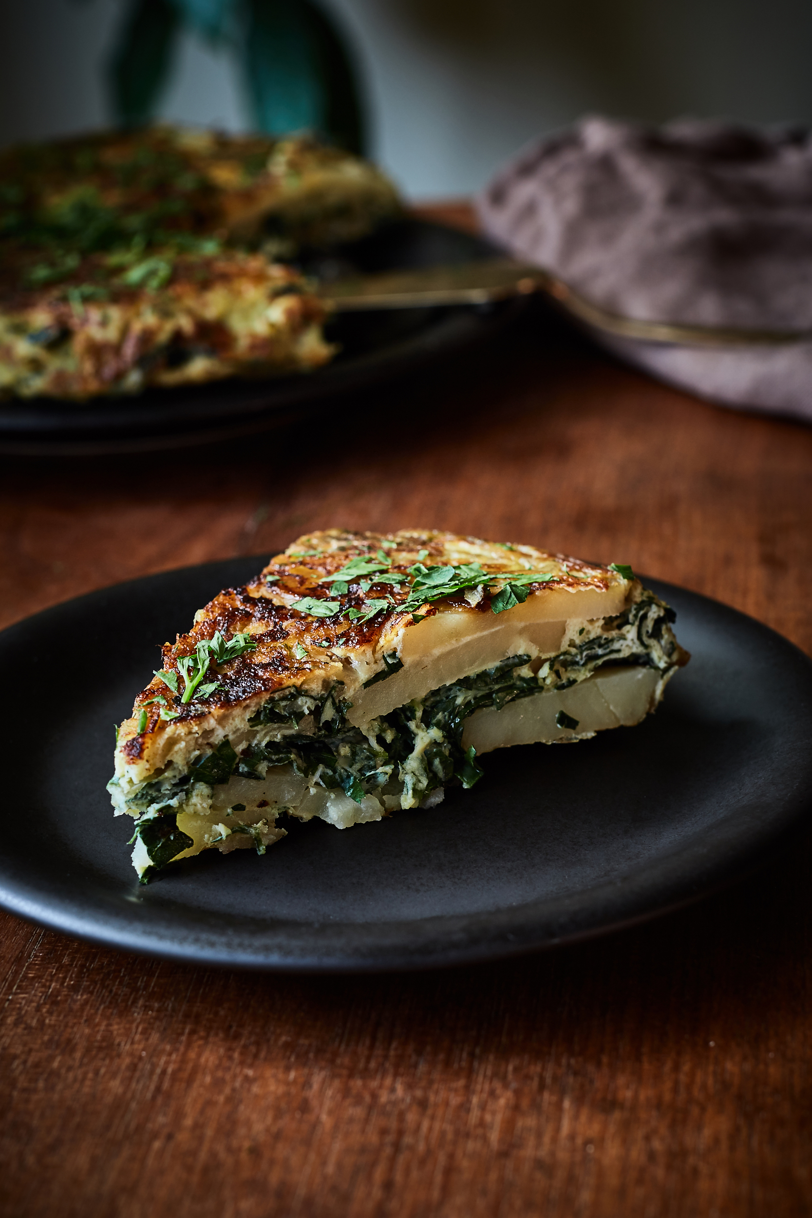 Spanish Tortilla - Traveling Fork