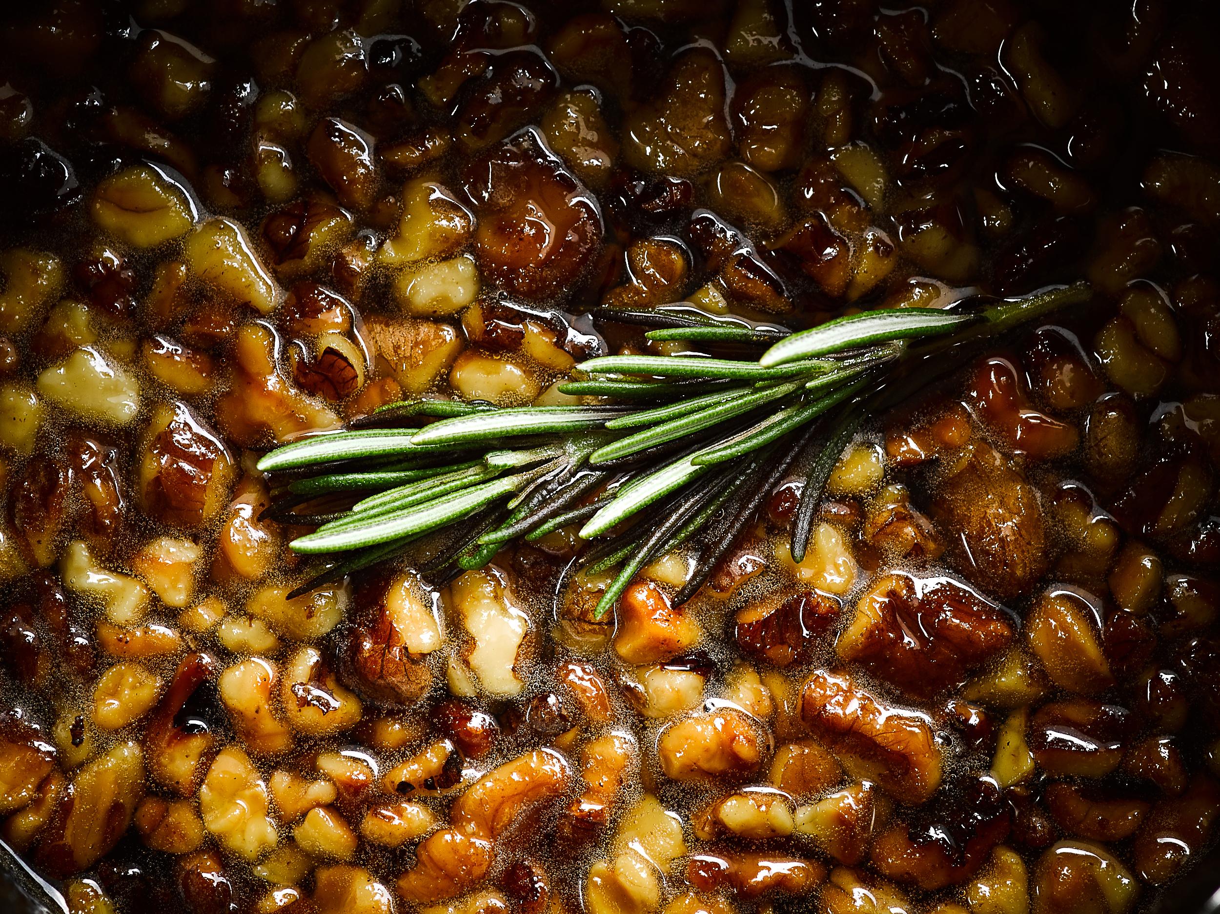 Honey walnut sauce