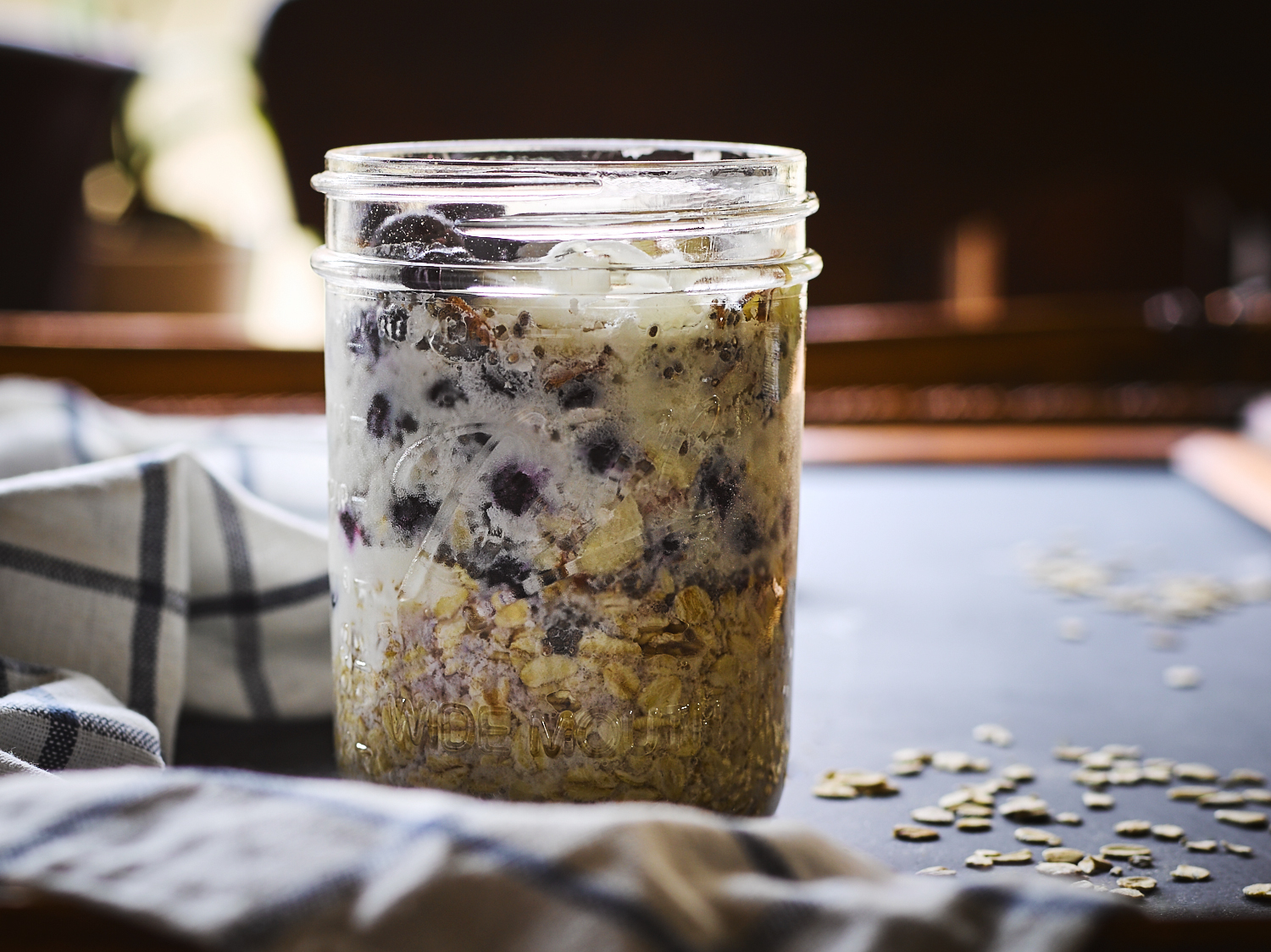 A Tutorial on How To Make Overnight Oats - Traveling Fork