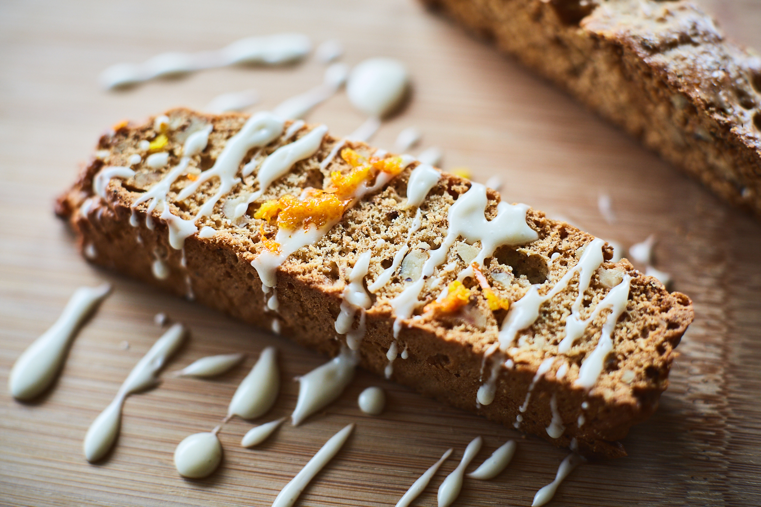 Walnut Anise Biscotti - The Traveling Fork