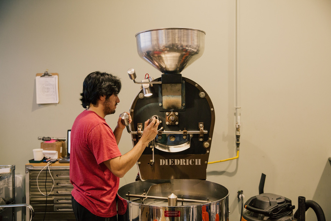 A Humphreys Street alumnus has become an in-demand roaster for other coffee shops in Nashville.