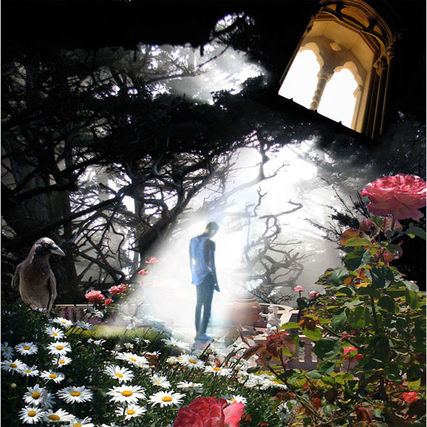 The Garden of Love (after William Blake.  2010