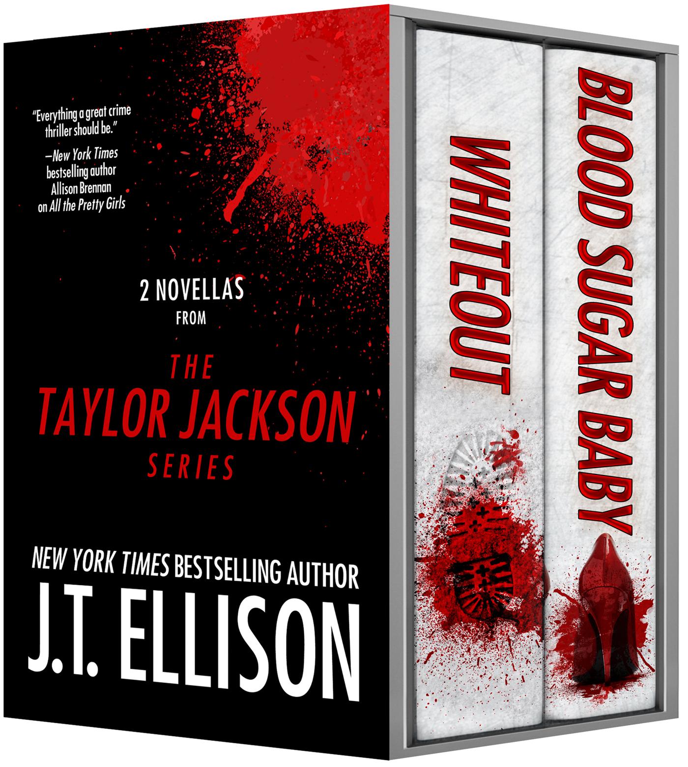 Taylor Jackson bundle