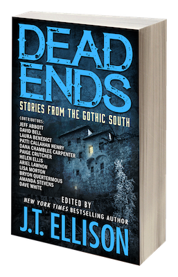 pre-order DEAD ENDS, a Southern Gothic collection, available 9.28.17!