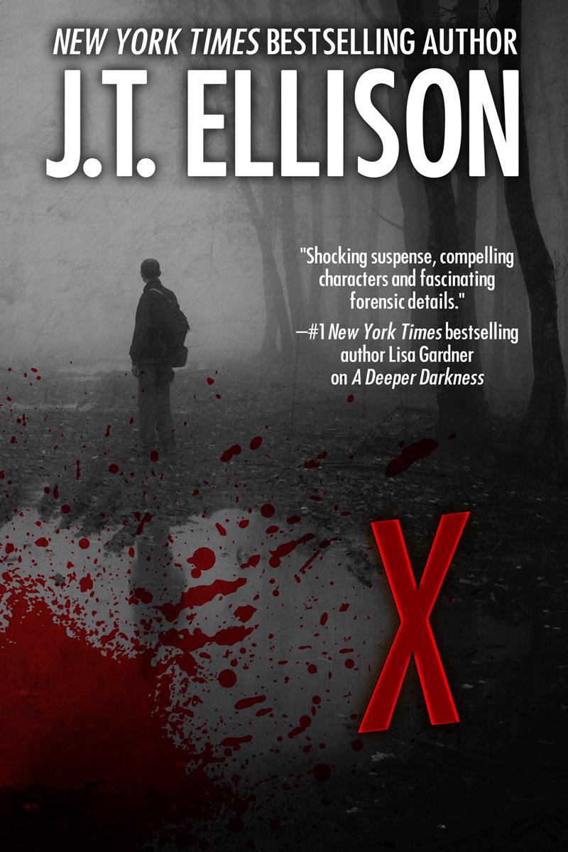 X (a short story) by J.T. Ellison